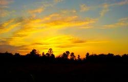 Восход солнца 16 Стоковая Фотография RF