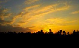 Восход солнца 17 Стоковая Фотография