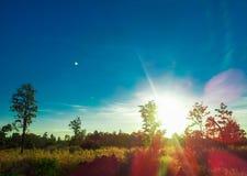 Восход солнца 15 Стоковое Фото