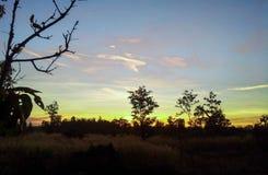 Восход солнца 4 Стоковые Фотографии RF