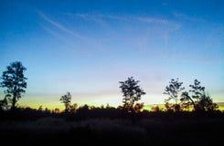 восход солнца 6 Стоковые Фотографии RF