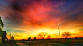 Восход солнца 2 Стоковая Фотография RF