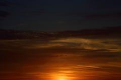 Восход солнца Стоковое Изображение