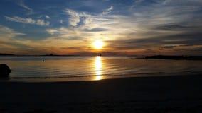Восход солнца 2017 Стоковые Изображения RF