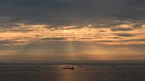 Восход солнца Стоковое фото RF