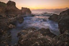 Восход солнца Guantanamo Bay Стоковое Фото