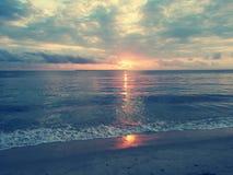 Восход солнца Kigamboni Стоковое Изображение RF