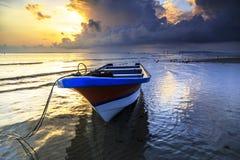 Восход солнца Tg Aru Стоковая Фотография