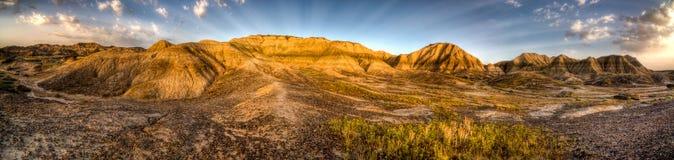 Восход солнца Toadstool Стоковое Изображение