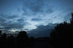 восход солнца vegas las Стоковые Изображения