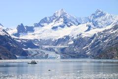 восшхищать ледник залива Стоковое Фото