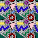 восьмидесятая картина Мемфиса иллюстрация штока