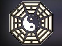 восьмиугольник bagua Стоковые Фотографии RF