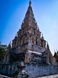 Восьмиугольная пагода Стоковое Изображение