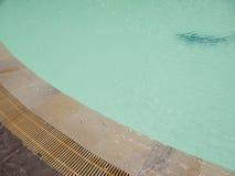 Вода бассейна стоковое изображение rf