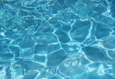 Вода бассейна Стоковые Фото