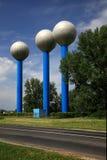 вода башни Стоковые Изображения