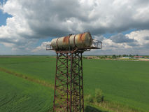 вода башни moscow России kolomenskoe Стоковое фото RF