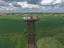 вода башни moscow России kolomenskoe Стоковые Изображения