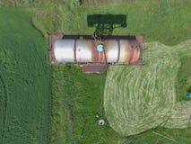 вода башни moscow России kolomenskoe Стоковая Фотография RF