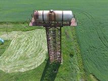 вода башни moscow России kolomenskoe Стоковое Фото