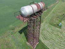 вода башни moscow России kolomenskoe Стоковое Изображение