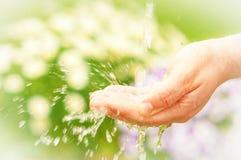 Освежая вода Стоковые Фото