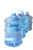 вода бутылок Стоковое Изображение