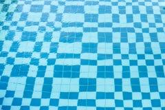 вода вектора картины иллюстрации цвета предпосылки безшовная Стоковое Фото