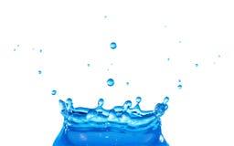 вода выплеска падений Стоковые Фотографии RF