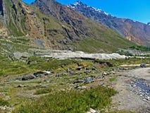 Вода в горах стоковые фотографии rf