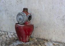 вода гидранта старая Стоковое Изображение