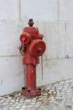 вода гидранта старая Стоковые Фото