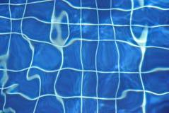вода голубого бассеина предпосылки чисто вода вектора картины иллюстрации цвета предпосылки безшовная Стоковое Изображение RF