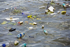 вода загрязнения Стоковое Фото