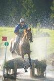 вода замока blair Стоковая Фотография