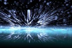 вода искр Стоковые Фото