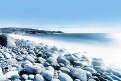 Вода и Rolling Stones Стоковое Изображение RF