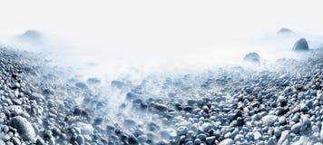 Вода и Rolling Stones Стоковая Фотография