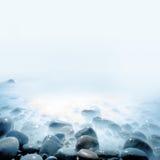 Вода и Rolling Stones Стоковые Фото