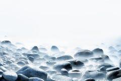 Вода и Rolling Stones Стоковое Фото