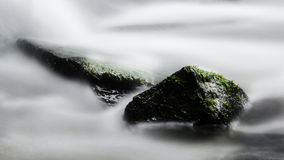 Вода долгой выдержки Стоковые Фото