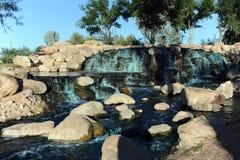 Вода падает в Аризону Стоковое Изображение RF