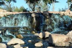 Вода падает в Аризону Стоковая Фотография RF