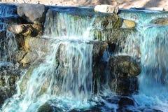 Вода падает в Аризону Стоковое Изображение