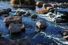 Вода падает в Аризону Стоковое фото RF