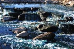 Вода падает в Аризону Стоковые Изображения