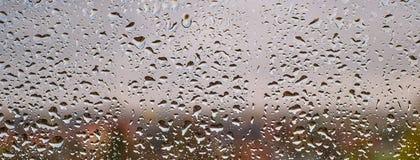 Вода падает отражения Стоковое Изображение RF