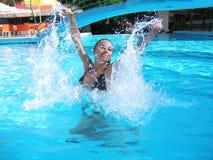 вода падений Стоковые Фотографии RF