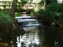 вода падения малая Стоковые Изображения RF